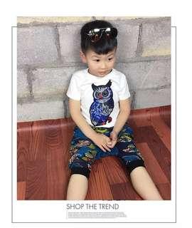 Kids fashion wear