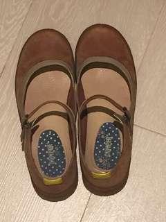 CAMPER 麖皮女裝鞋