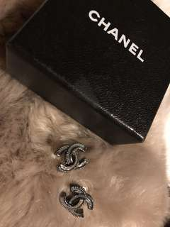 CHANEL 耳環 100%real