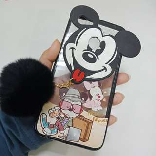 Mickey Mouse Furr Case