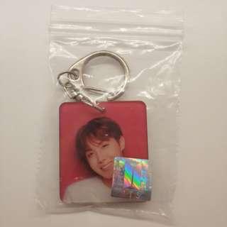 Shibuya101 BTS pop-up store J-Hope Keychain