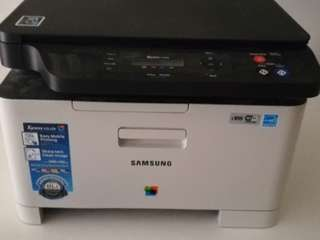 Samsung wireless network Printer