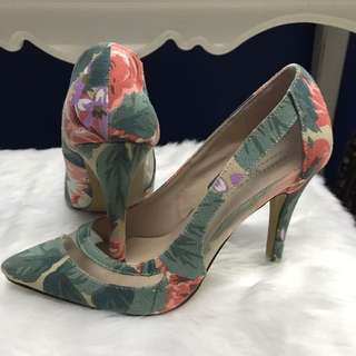 Heels From Nose (REDUCED)