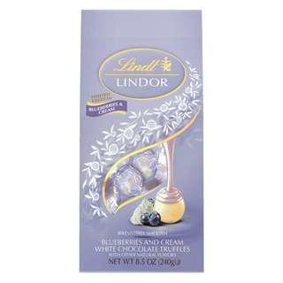 美國復活節限定⏳  Lindt Lindor Blueberries & Cream 朱古力