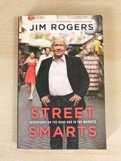 【Last Piece!】Legendary Investor Jim Rogers - Street Smarts