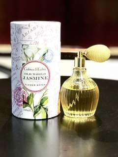 Crabtree &Evelyn Jasmine Flower Water 茉莉花香水
