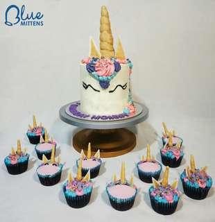 Unicorn Customized Cake