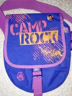 Camp Rock Messenger bag