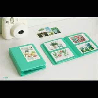 Instax Mini Flim Album (Green)