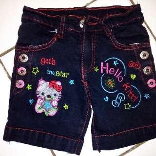 Celana jeans dewasa dan anak anak