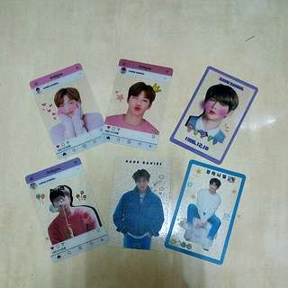 [Ready Stock] Wanna One Kang Daniel Unofficial Merchandise