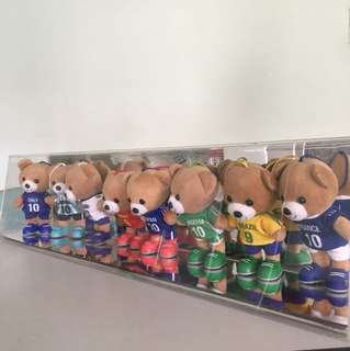 Limited Edition Football Toys Collection
