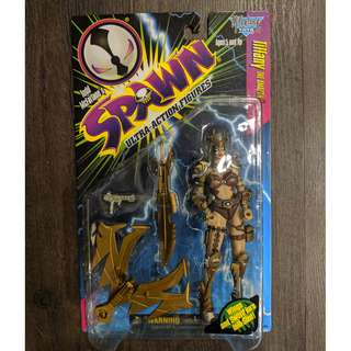 Spawn Ultra Action Figures Tiffany the Amazon NEW in pack!