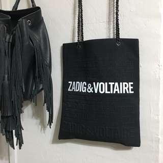 Zadig & Voltaire Tote Bag (Authentic)