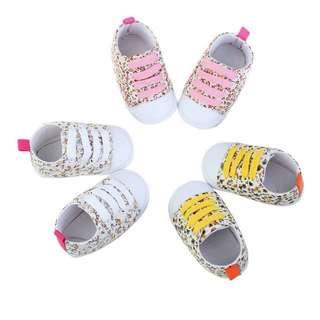 Flowery Pre walker Baby Shoe