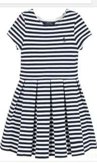 Authentic Ralph Lauren dress for 8-10 yrs old girl