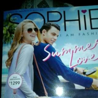 Sophie brochure