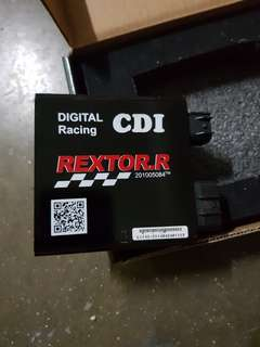 Rextor CDI (special edition)