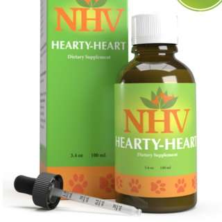NHV Hearty Heart (for dogs)