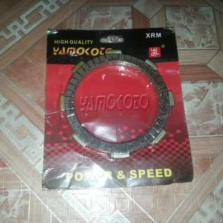 For Sale Clutch lining for XRM/ WAVE 125 SET