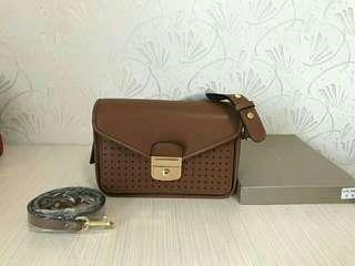 Longchamp💖 25*19cm Sling Bag Shoulder Bag Limited Edition