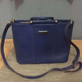 Sling Bag Charles & Keith Blue