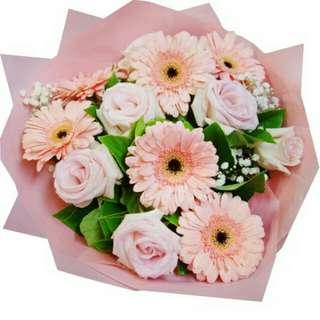 Flower Bouquet∕Hand Bouquet∕Birthday Bouquet∕Anniversary Bouquet∕Proposal Bouquet - 2111F