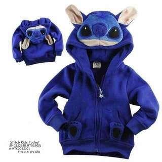 Kids stitch jacket fits 3-5 yrs old