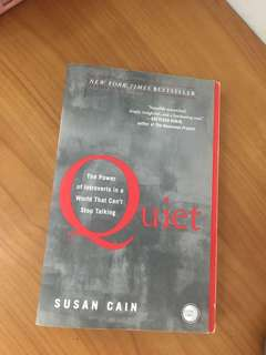 Quiet by Susan