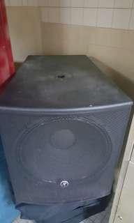 Srm 1801 speaker