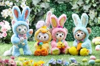 復活節 Duffy and friends