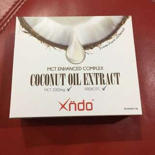 Xndo Coconut Oil Extract