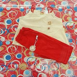 1 set baby cloth