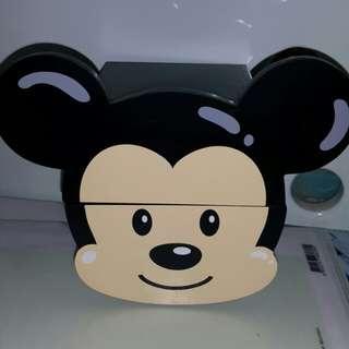 迪士尼米奇收納盒子