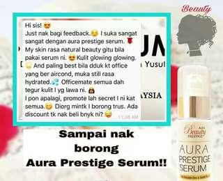 Aura Prestige Serum