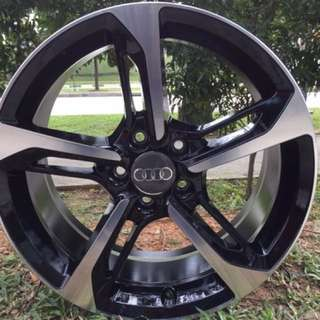 18in PCD 5-112 OEM Audi Rims On Sale