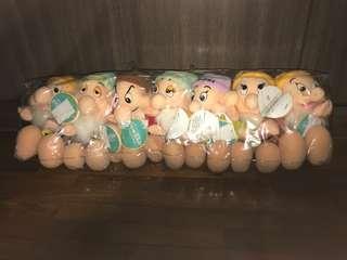 Seven Dwarfs Snow White