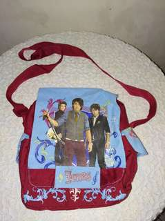 Jonas Brothers bodybag