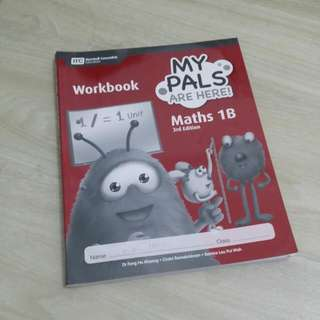 Primary 1 My Pals Are Here! Maths 1B
