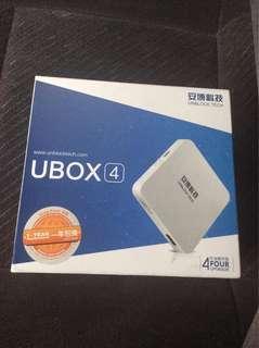 ubox 4th generation