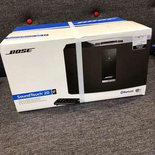 Bose SoundTouch 20 SIII Wireless Speaker Black