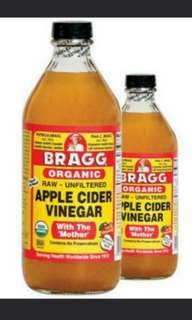 Bragg Apple Cider Vinegar big bottle 946ml