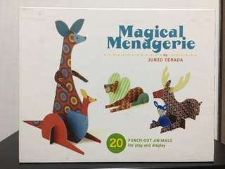Magical Menagerie by Junzo Terada
