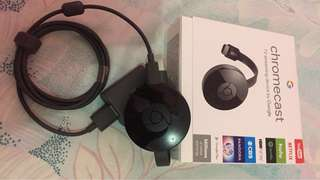[NEW] Chromecast Google 2