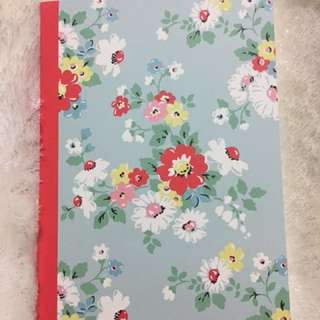 Authentic Cath Kidston Journal book