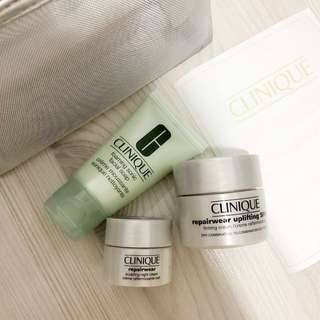 Clinique De-Aging Solution Travel Kit
