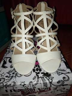 BrandNew White Heels