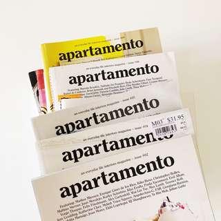 Apartamento Magazines
