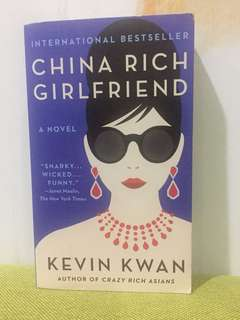China Rich Girlfriend