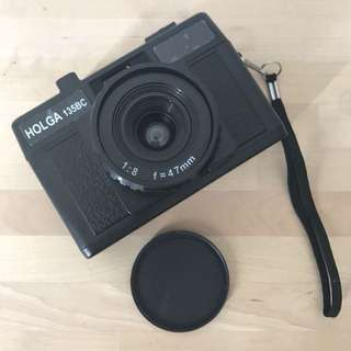 Holga 135 BC 35mm Film Camera (Black)